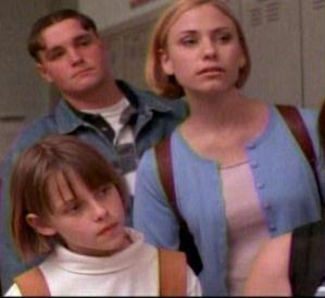 Kristen Stewart first movie:  The Thirteenth Year