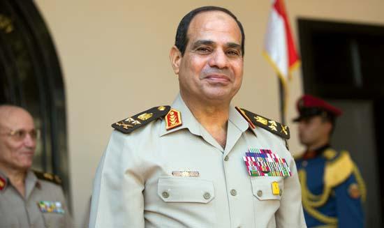 Abdel Fattah el-Sisi , foto mais antiga dois em britannica.com