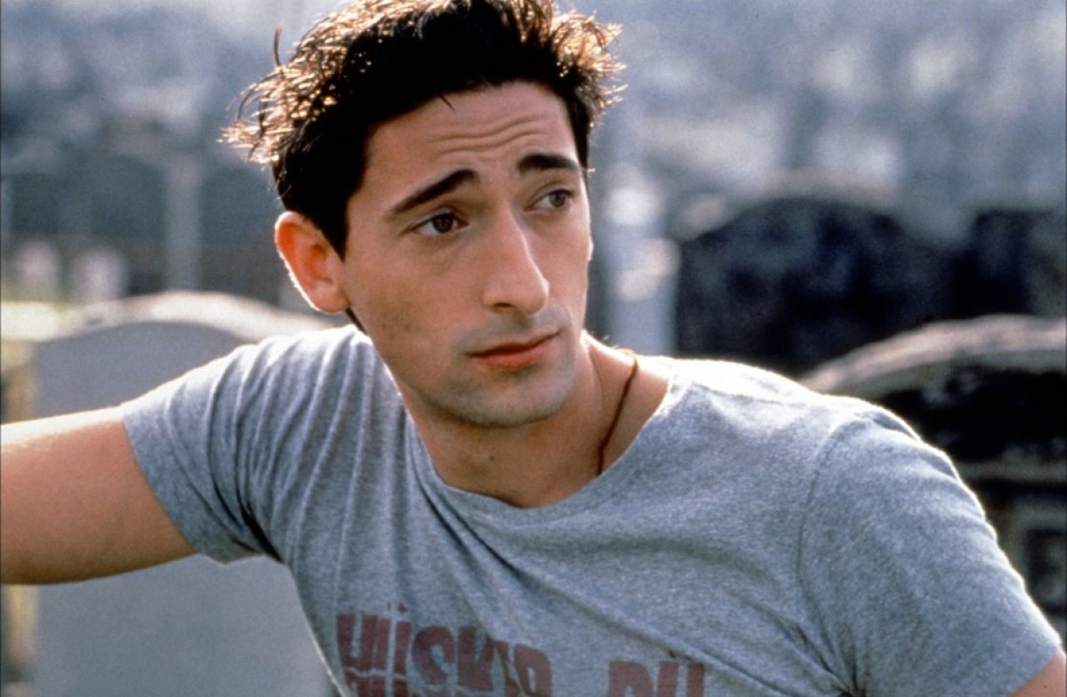 Adrien Brody younger photo three at pinterest.com