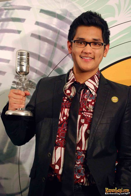 Afgansyah Reza younger photo one at pinterest.com