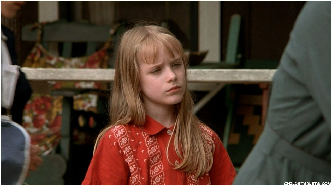 Evan Rachel Wood childhood photo three at Childstarlets.com