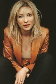 Cate Blanchett photos plus jeunes trois à angelfire.com