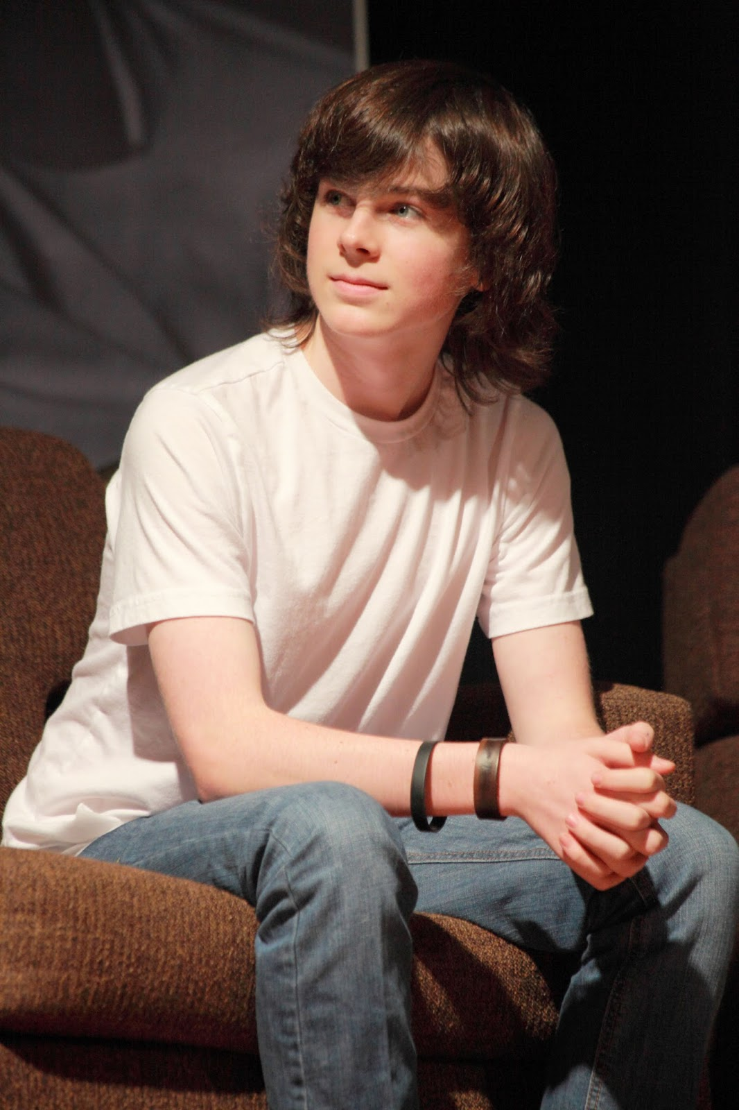 Chandler Riggs younger photo two at blogspot.com