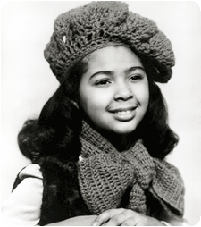Irene Cara childhood photo one at Irenecara.com