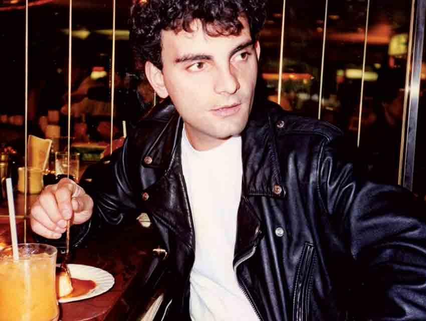 Christian Audigier - foto más antigua uno en Lamag.com
