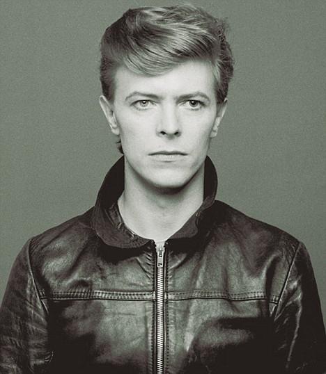 David Bowie jongere foto een via pinterest.com