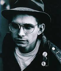 Steve Albini younger photo one at Pinterest.com