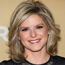 Kate Bolduan - the beautiful, friendly,  journalist  with English roots in 2019