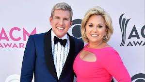 Julie Chrisley - the friendly, fun, enchanting,  tv-personality  with English roots in 2019