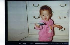 Devon Aoki childhood photo one at Pinterest.com