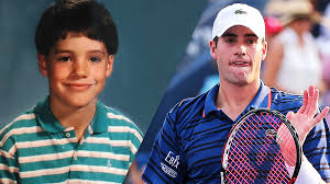 John Isner childhood photo two at espn.com