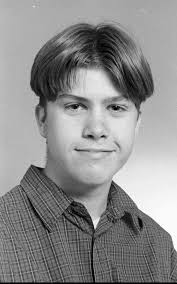 Colin Jost yearbook photo one at Silve.com at Silve.com