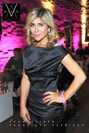Panagiota Petridou - the hot, beautiful, tv-personality with Greek roots in 2020