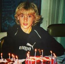Antoine Griezmann childhood photo one at successstory.com