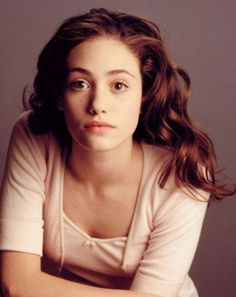 Emmy Rossum younger photo two at pinterest.com