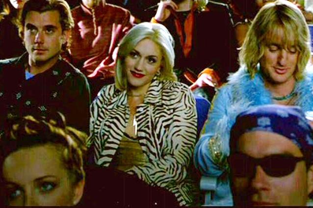 Gwen Stefani first movie: Zulender