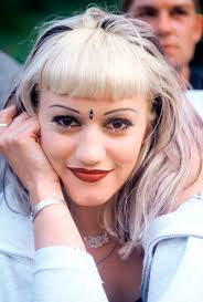 Gwen Stefani younger photo two at aol.com