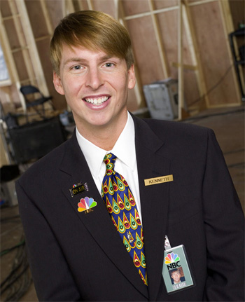 Jack McBrayer younger photo one at