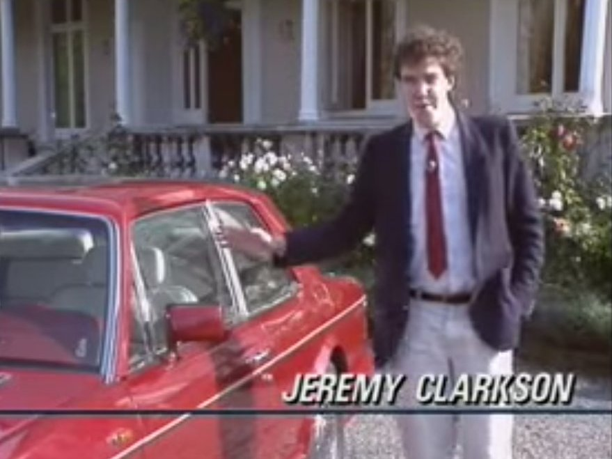 Jeremy Clarkson first movie: Top Gear
