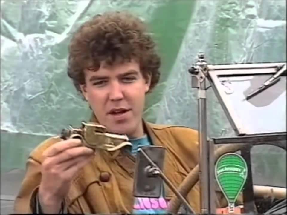Jeremy Clarkson Foto più giovanitre al youtube.com