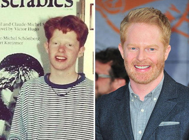 Jesse Tyler Ferguson childhood photo one at Funcage.com