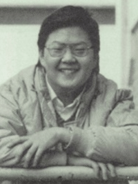 Ken Jeong yearbook photo one at classmates.com at classmates.com