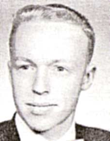 Phil Knight yearbook photo one at pilhalloffame.com at pilhalloffame.com