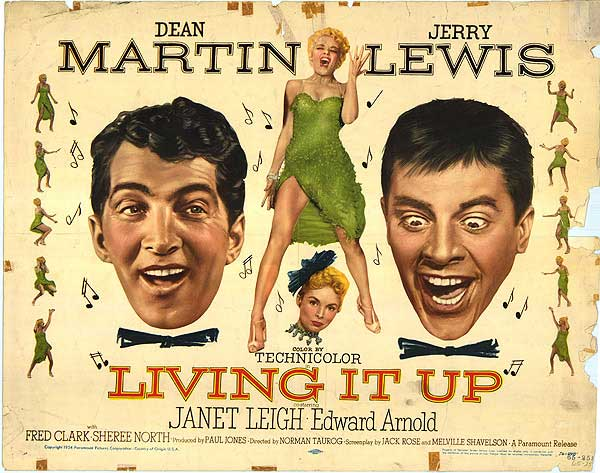 Ingrid Steeger primo film: Living it Up