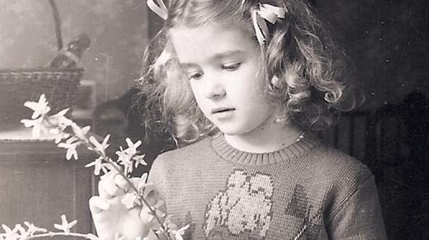 Martha Stewart childhood photo one at Makers.com