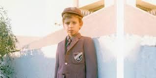 Peter Thiel, foto de infância um em successstory.com