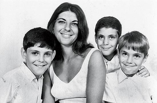 Rahm Emanuel, foto de infância um em chicagomag.com