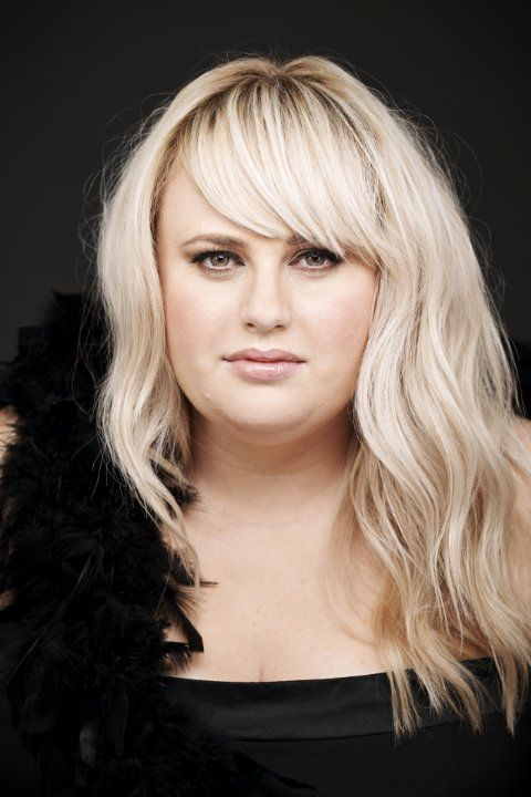 Rebel Wilson younger photo one at pinterest.com