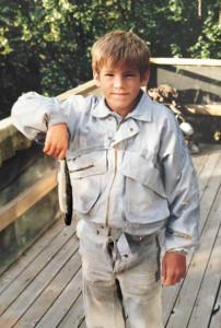 Ryan Reynolds kindertijd foto een via castofmovies.com