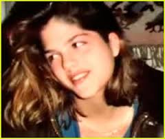Selma Blair childhood photo one at Justjared.com