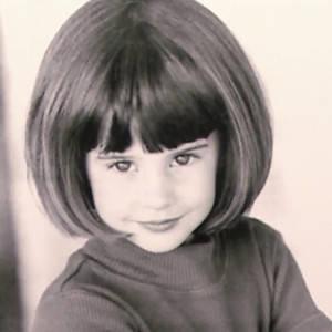 Shailene Woodley childhood photo two at eonline.com