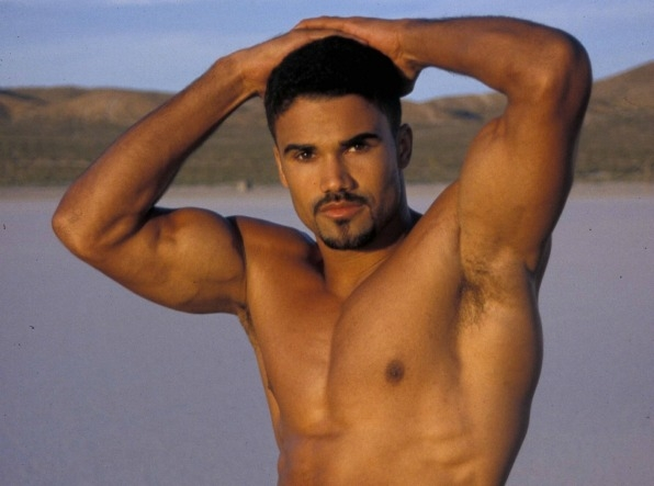 Shemar Moore younger photo one at cbs.com