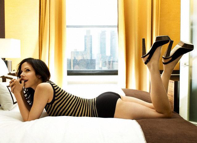 Tina Fey - foto más antigua tres en reddit.com