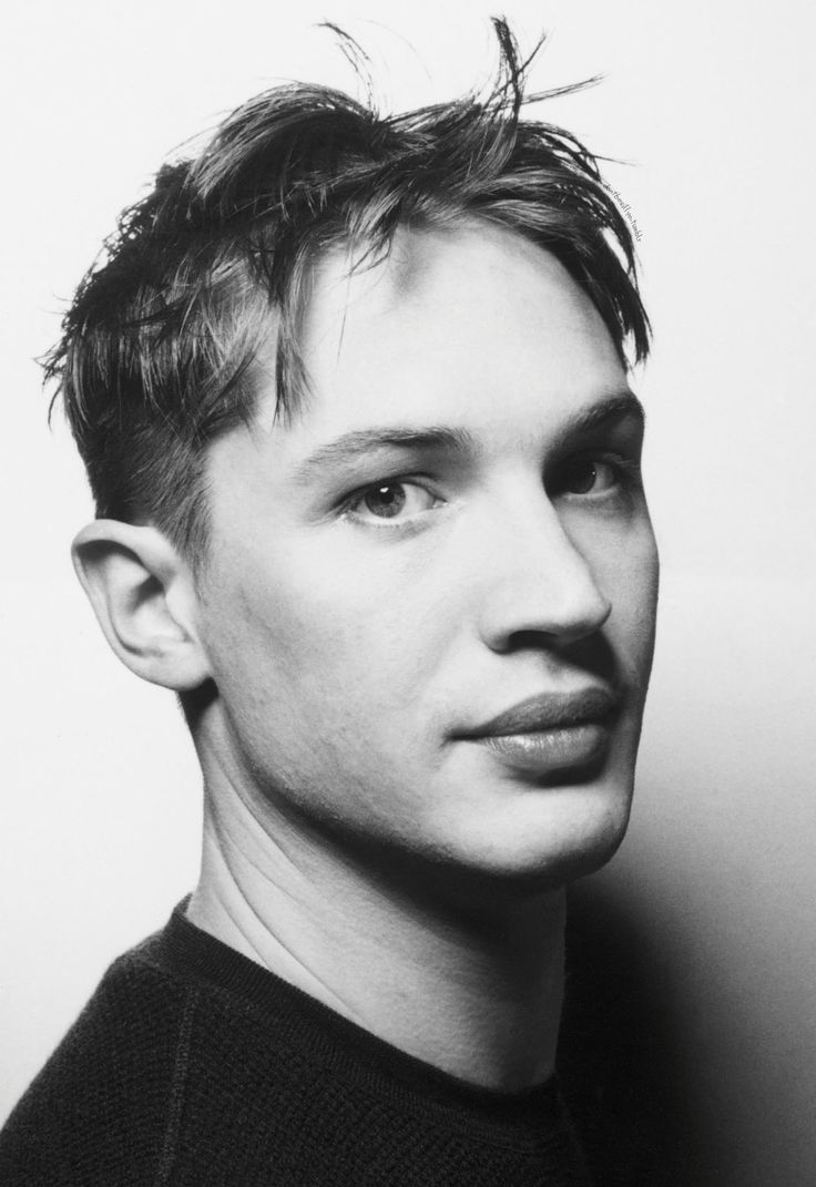 Tom Hardy younger photo one at pinterest.com