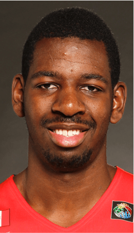 Andrew Nicholson - the cool, friendly,  basketball player  with Jamaican roots in 2020
