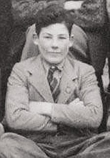 Stirling Moss childhood photo one at Dailymail.co.uk