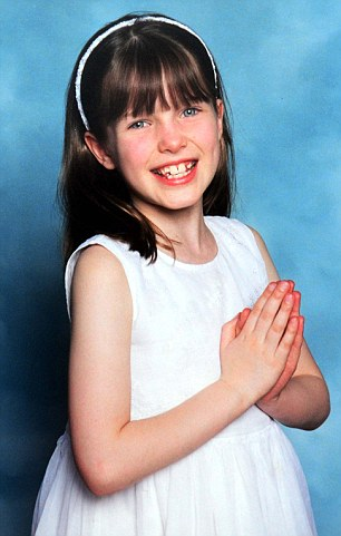 Helen Flanagan childhood photo one at dailymail.co.uk