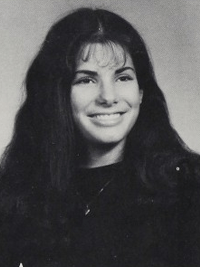 Sandra Bullock yearbook photo two at Classmates.com at Classmates.com