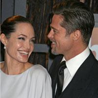 Angelina Jolie Slaps Brad Pitt For Massaging The Nanny?