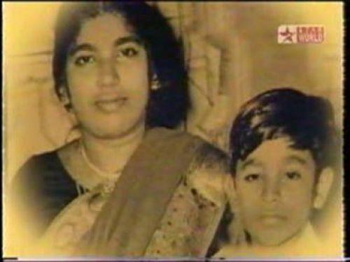 A. R. Rahman childhood photo one at Pinterest.com