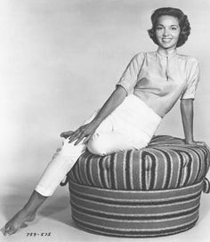 Beverly Garland jongere foto een via pinterest.com