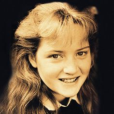 Kate Winslet yearbook photo one at Pinterest.com at Pinterest.com