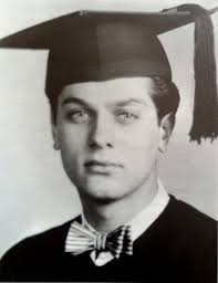 Tony Curtis yearbook photo one at pinterest.com at pinterest.com