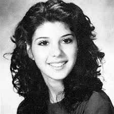 Marisa Tomei yearbook photo one at pinterest.com at pinterest.com