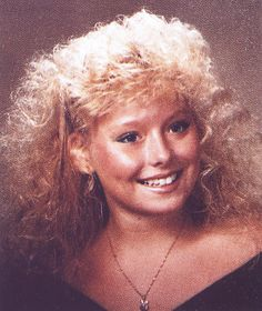 Kelly Ripa yearbook photo one at pinterest.com at pinterest.com