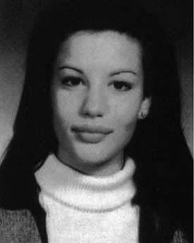 Liv Tyler yearbook photo one at Findschoolpictures.com at Findschoolpictures.com